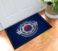 Coalition of Ordered Government Doormat - Gears of War Inspired Welcome Mat